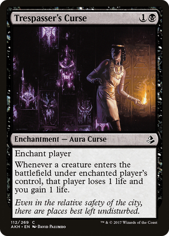 Trespasser's Curse image