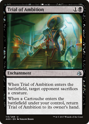 Trial of Ambition image