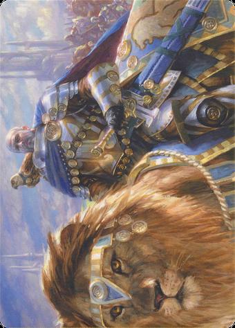 Ranger-Captain of Eos Card // Ranger-Captain of Eos Card image