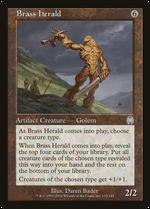 Brass Herald image