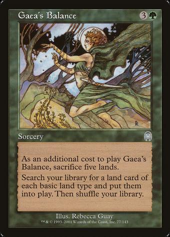 Gaea's Balance image