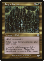 Jungle Barrier image