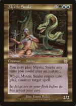 Mystic Snake image