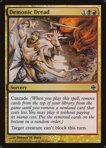 Demonic Dread image