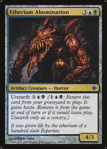 Etherium Abomination image