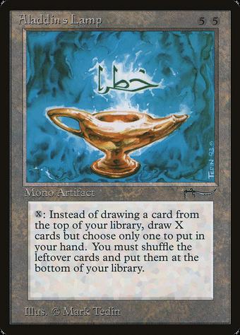 Aladdin's Lamp image