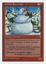 Goblin Snowman image
