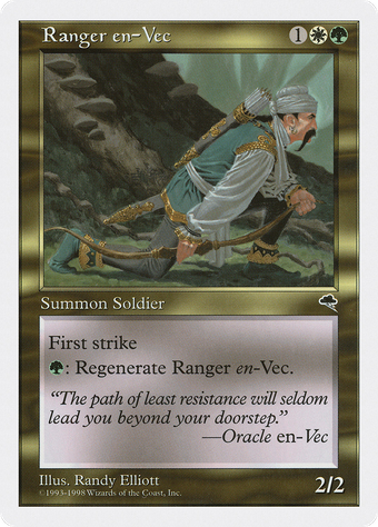 Ranger en-Vec image