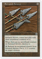 Serrated Arrows image