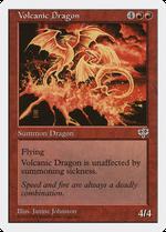 Volcanic Dragon image
