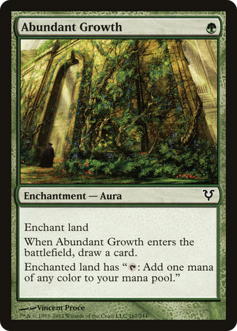 Abundant Growth image