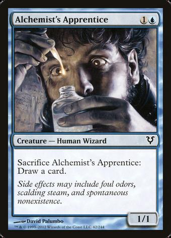Alchemist's Apprentice image
