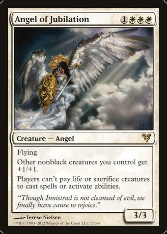 Angel of Jubilation image