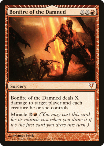 Bonfire of the Damned image