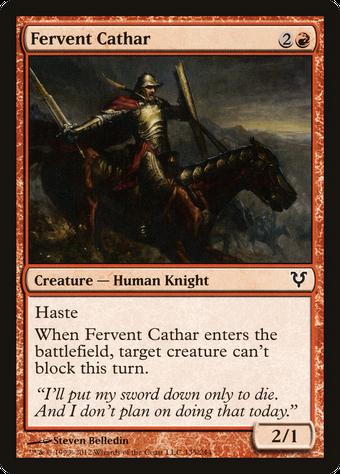 Fervent Cathar image