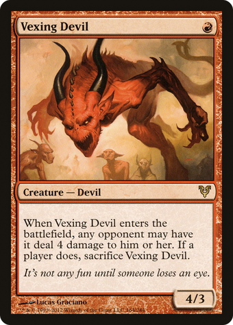 Vexing Devil image