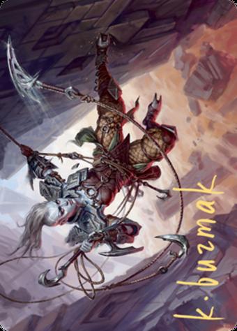 Akiri, Fearless Voyager Card // Akiri, Fearless Voyager Card image