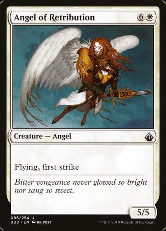 Angel of Retribution image