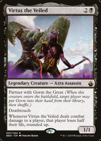 Virtus the Veiled image