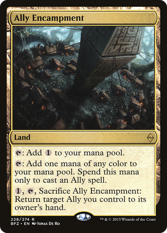 Ally Encampment image