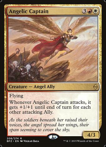Angelic Captain image