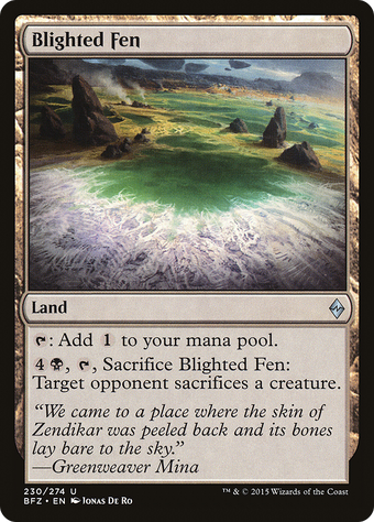 Blighted Fen image