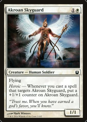 Akroan Skyguard image