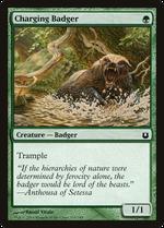Charging Badger image
