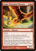 Flame-Wreathed Phoenix image