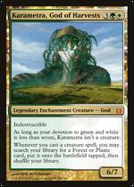 Karametra, God of Harvests image