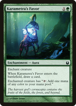 Karametra's Favor image