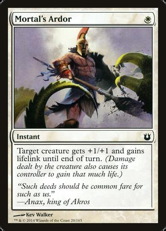 Mortal's Ardor image