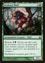 Nyxborn Wolf image