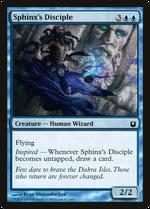 Sphinx's Disciple image