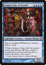 Azami, Lady of Scrolls image