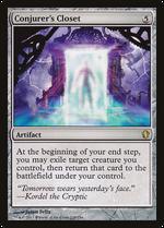 Conjurer's Closet image