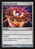 Nevinyrral's Disk image