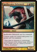 Spellbreaker Behemoth image