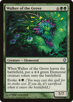 Walker of the Grove image