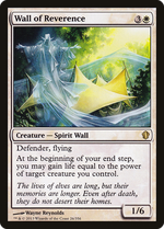 Wall of Reverence image