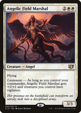 Angelic Field Marshal image