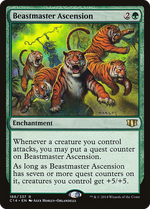 Beastmaster Ascension image