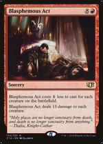 Blasphemous Act image
