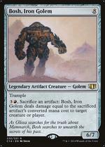Bosh, Iron Golem image