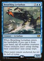 Breaching Leviathan image