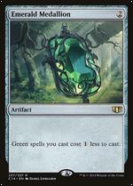 Emerald Medallion image