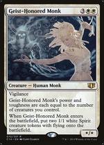 Geist-Honored Monk image