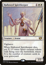 Hallowed Spiritkeeper image