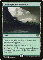Oran-Rief, the Vastwood image