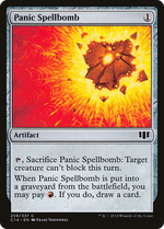 Panic Spellbomb image
